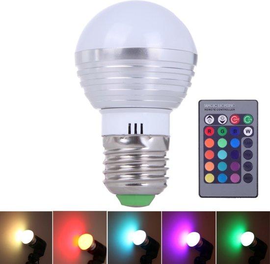 bol.com | LED Lamp / Feest Disco lamp / Partylamp Verlichting Met ...