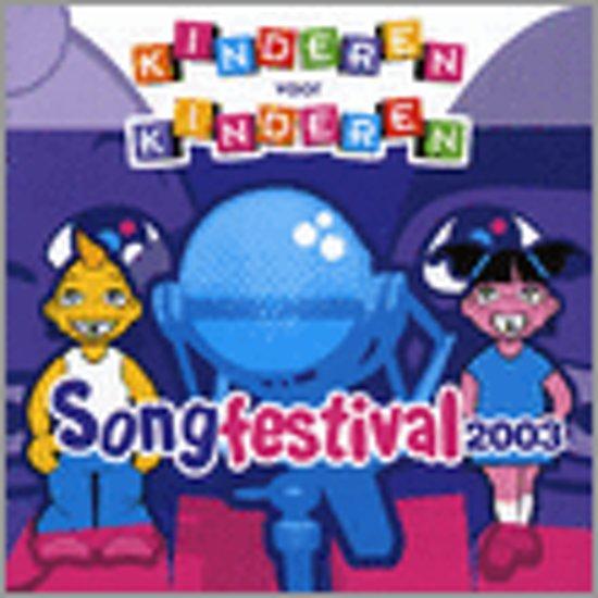 Songfestival 2003