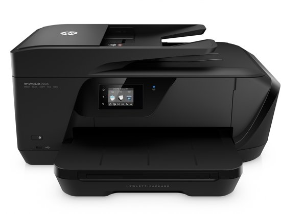 HP OfficeJet 7510 - A3 Breedformaat - All-in-One Printer