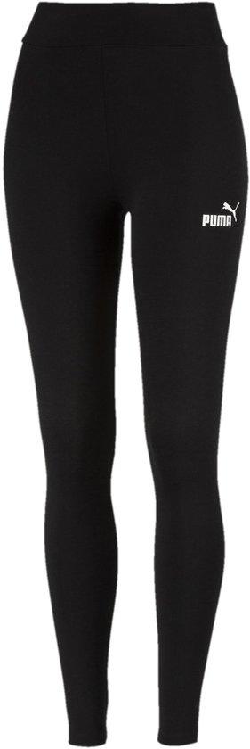 PUMA Ess Leggings Sportlegging Dames - Cotton Black - Maat XS