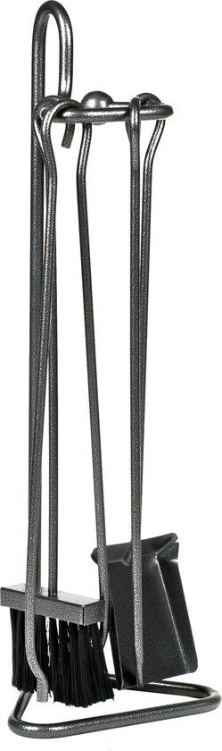 Haardstel Zwart BEH/40