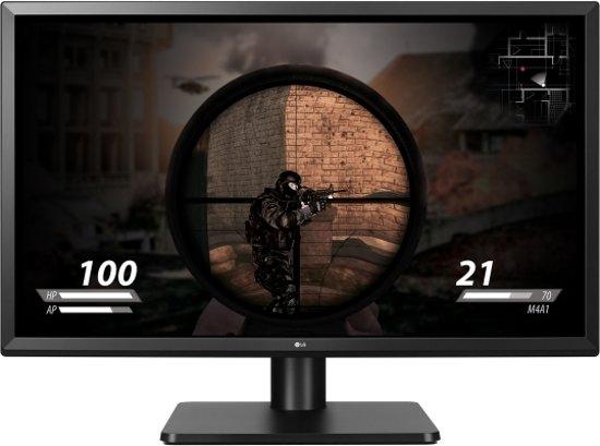 LG 27UD58P-B 27'' 4K Ultra HD LED Mat Flat Zwart computer monitor