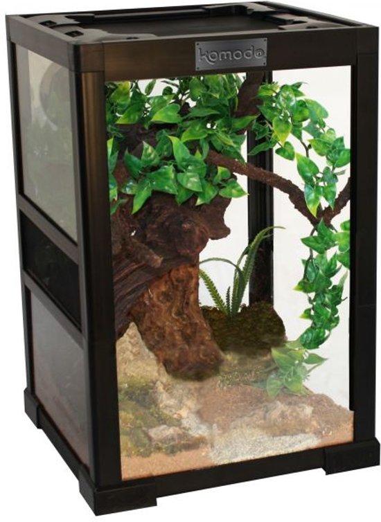 Komodo Terrarium Glas - 30x30x45 cm