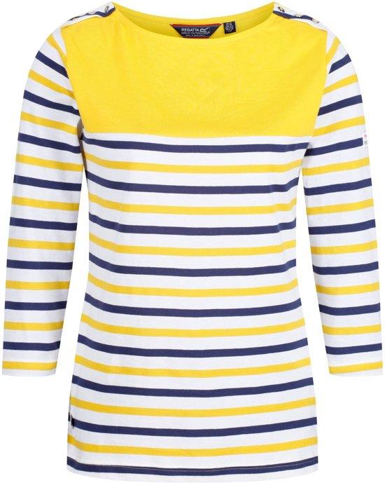 Regatta-Pandara-Outdoorshirt-Vrouwen-MAAT XL-Geel