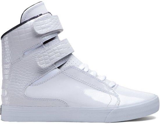 Casual Société Supra Chaussures De Sport Avec Velcro Pour Les Femmes uwsnFBz