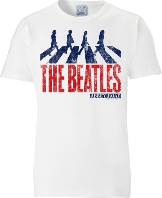 Logoshirt T-Shirt The Beatles - Abbey Road