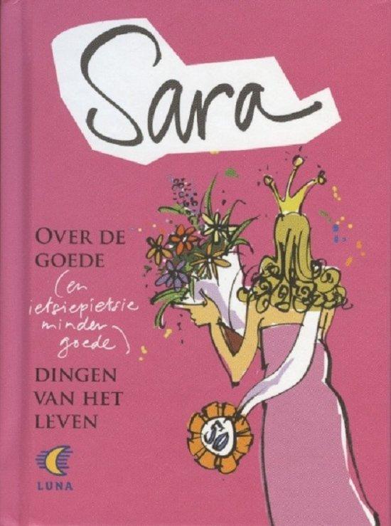 Kinderboeken Terra Lannoo - Sara. over de goede dingen van het leven - Gerd de Ley  