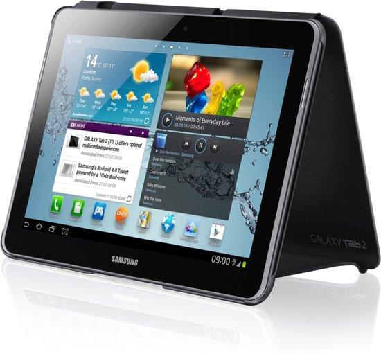 Samsung Book Cover voor Samsung Galaxy Tab 2 10.1 - Zwart