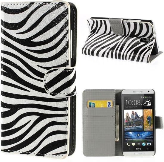 HTC Desire 610 Cover Zebra in Middenmeer