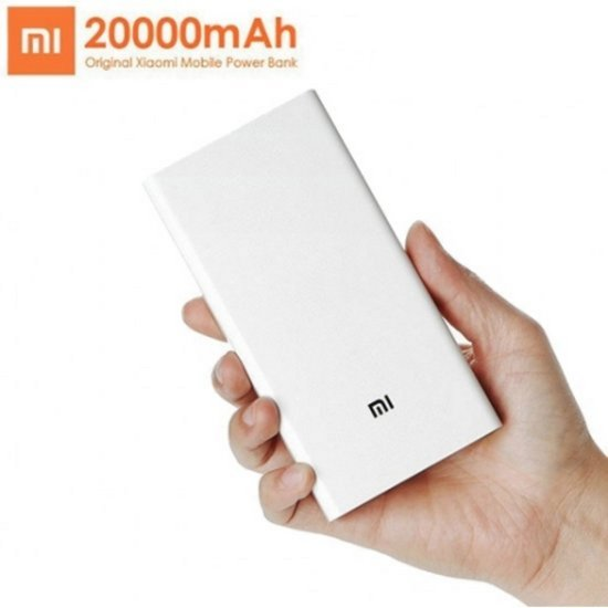 Xiaomi 20.000 mAh powerbank Wit