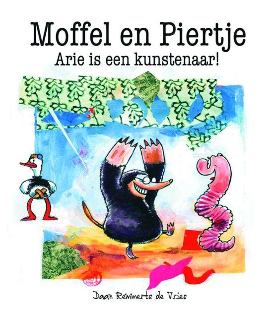 Arie is een kunstenaar !