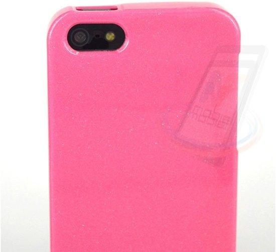 Backcover hoesje voor Apple iPhone 5/5s/SE - Roze