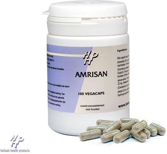 Holisan Amrisan - 100 cap