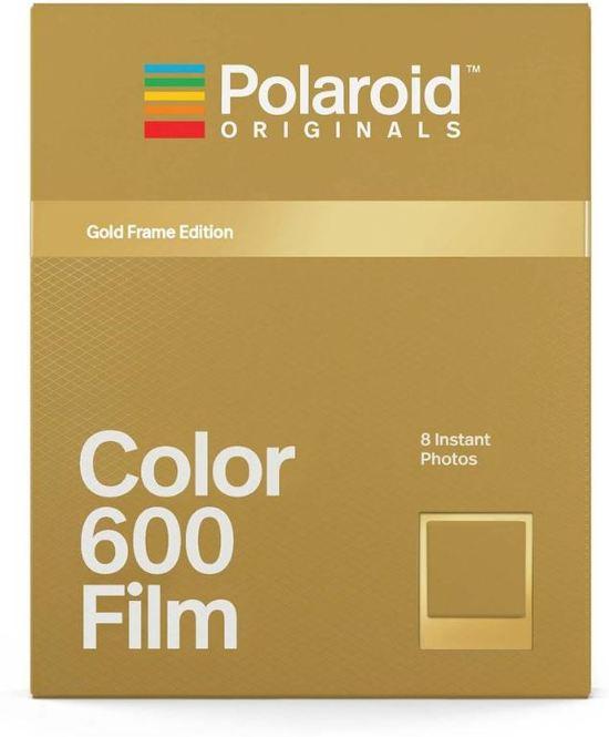 Polaroid Originals film met gouden frame - geschikt voor 600/i-Type
