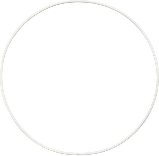 Metalen draad ring, d: 15 cm, cirkel, 10 stuks