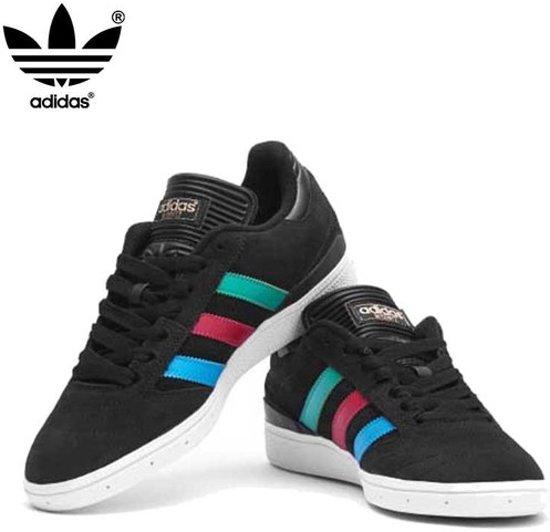 outlet store 8cc59 c6787 Adidas Busenitz heren sneakers zwart maat 42 23