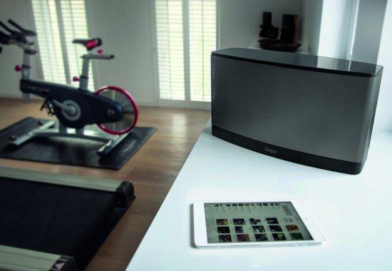 Magnat CS 40 Multiroom WLAN speaker zwart