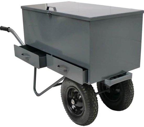 Hummer Gereedschap kruiwagen 2 wiel met lades