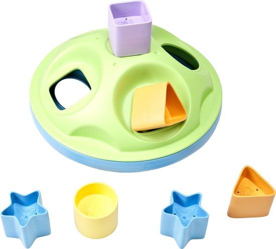 Afbeelding van Vormenbox speelgoed