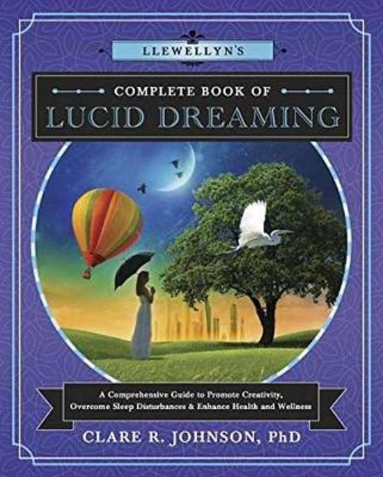 Books about lucid dreaming