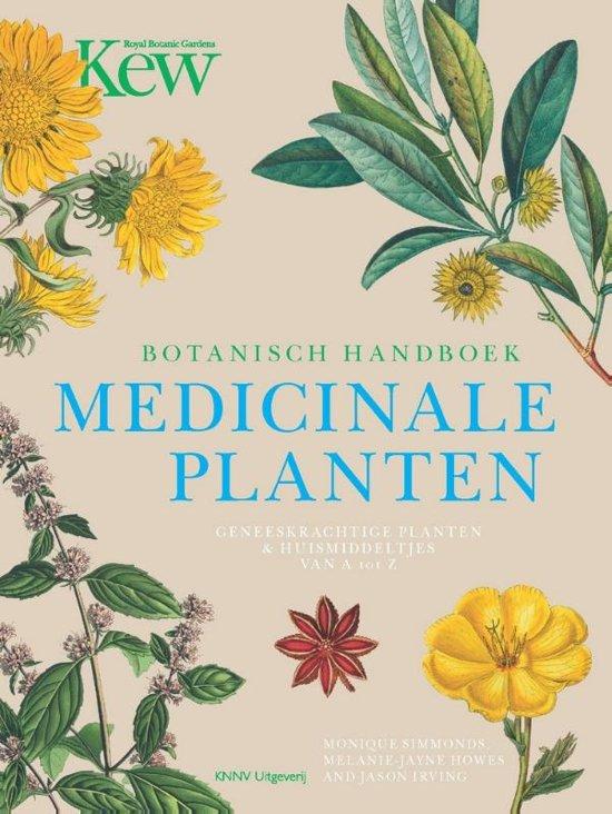 Boek cover Botanisch Handboek Medicinale Planten van Monique Simmonds (Hardcover)