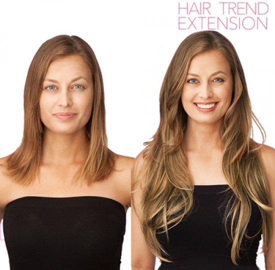 Hair Trend Extension - Golvend - Middenbruin