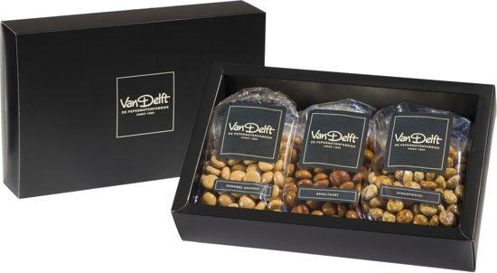 Van Delft Pepernotenfabriek kruidnoten giftbox