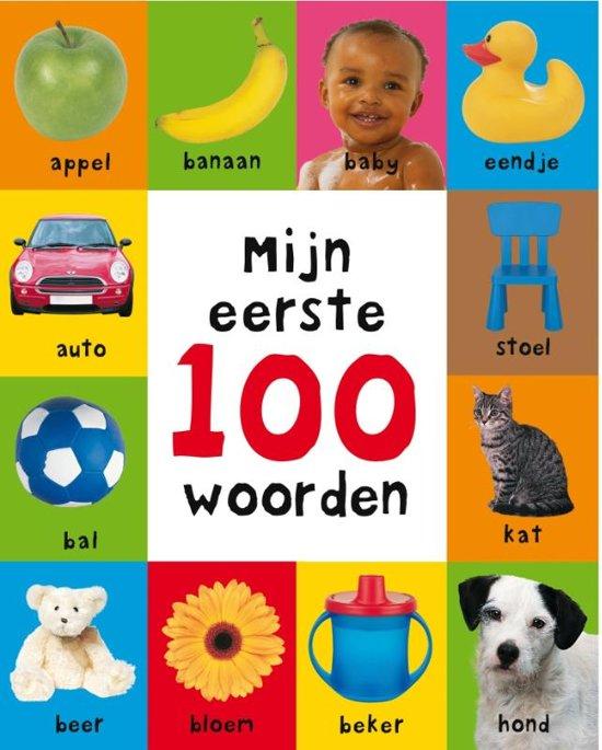 Afbeelding van Mijn eerste 100 - Mijn eerste 100 woorden