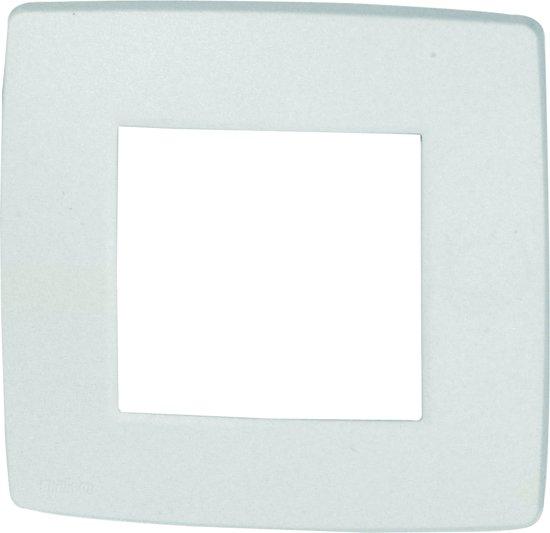 NIKO Original White afdekplaat - enkelvoudig