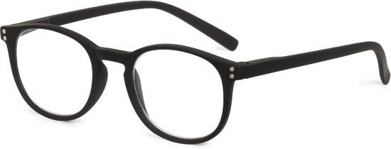 Looplabb. Dune Leesbril - Zwart - Sterkte: +2.50