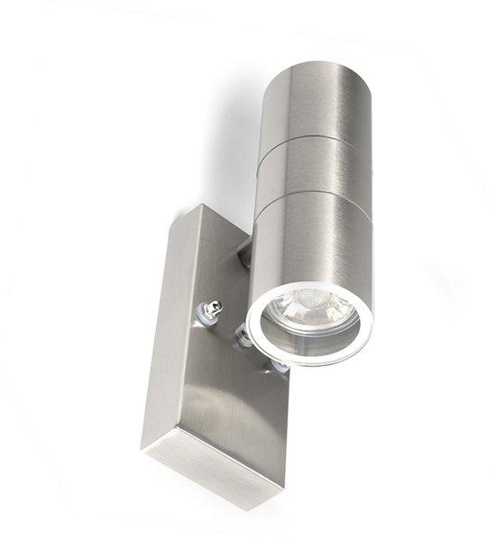 Verwonderend bol.com   QAZQA WL Duo - Buitenlamp met licht/donker Sensor - 2 BM-44