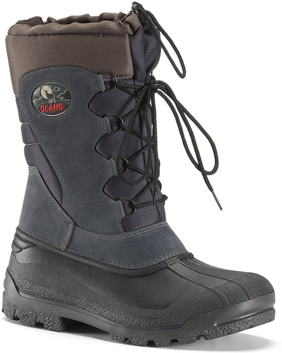 Canadian Antraciet Volwassenen Snowboots Olang Antracite 7nCqIwd