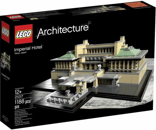 LEGO Architecture Imperial Hotel - 21017