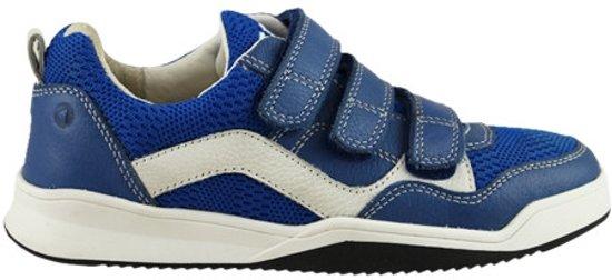 ca4fbdbf747 bol.com | Braqeez 419463 Jongens Sneakers - 35 - Blauw