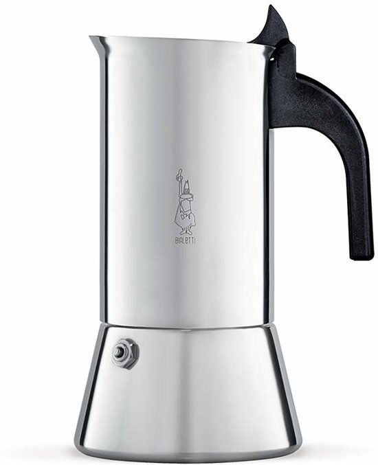Bialetti Venus Espressomaker - Inductie - 300 ml - 6 kops