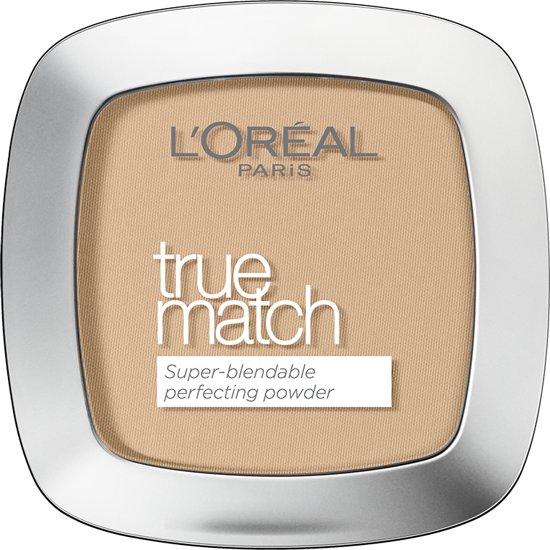 L'Oréal Paris True Match Foundation - W5 Golden Sand - Poeder
