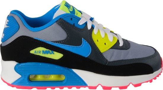 watch 781b5 7d29d bol.com | Nike Air Max 90 (GS) - Sneakers - Unisex - Maat 37.5 ...