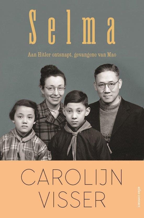 Boek cover Selma van Carolijn Visser (Onbekend)
