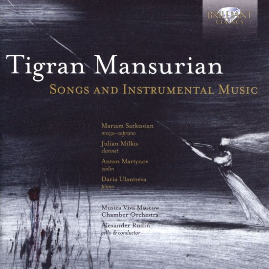 Mansurian: Songs And Instrumental M