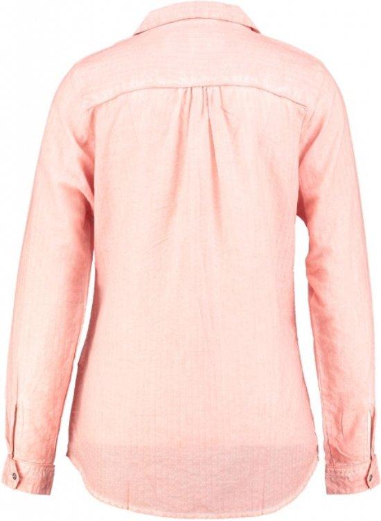 Garcia roze blouse Maat - XS
