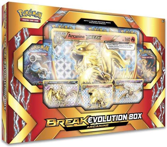 Afbeelding van het spel Pokémon Kaarten - Trading Card Game - Break Evolution Box Arcanine C12r