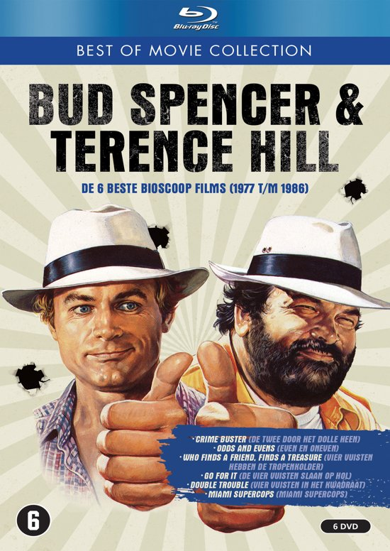 Bud Spencer & Terence Hill Collectie - Best Of Movie Collection (Blu-ray) (Exclusief bij bol.com)