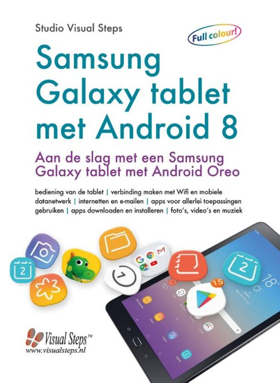Bolcom Samsung Galaxy Tablet Met Android 8 Of 9 Studio