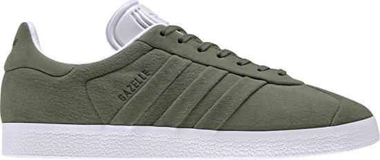 premium selection 7abc8 2c87d adidas - Gazelle Stitch - Heren - maat 42 23