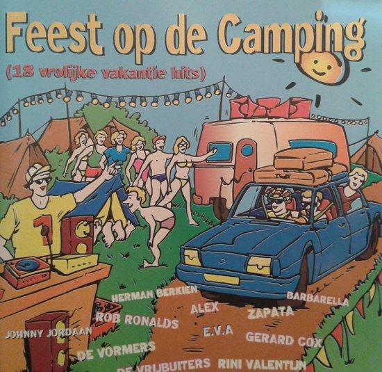 Feest Op De Camping