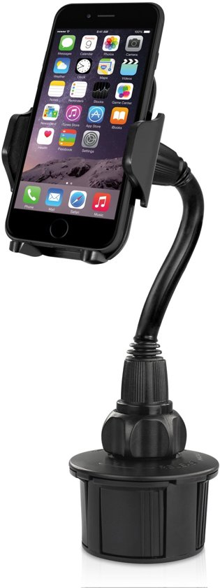 Macally Car cup holder mount XL smartphone