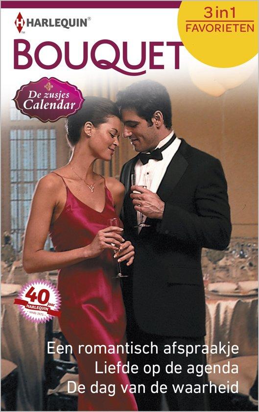 Een romantisch afspraakje Liefde op de agenda De dag van de waarheid Bouquet Favorieten 468 3 in 1