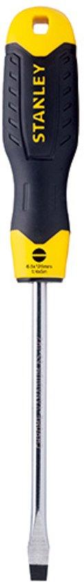 STANLEY Cushiongrip Schroevendraaier Standaard 6,5 X 150mm