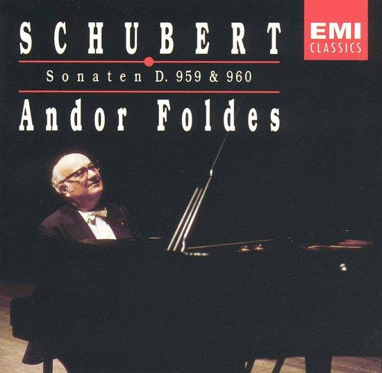 Schubert: Sonaten D. 959 & 960