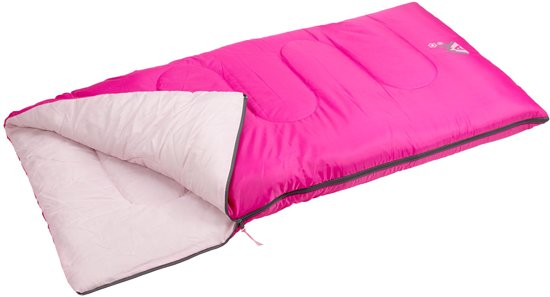 Abbey Camp Kids - Slaapzak - 140x70 cm - roze